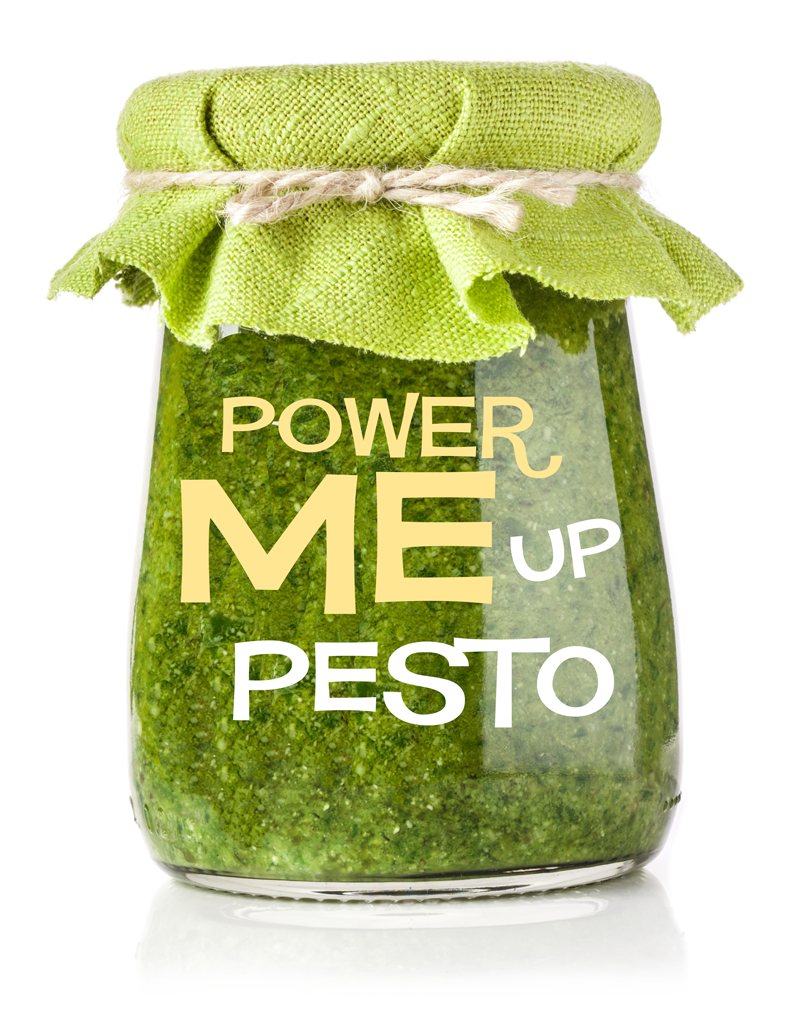 A vegan, dairy-free pesto that could quite possibly be the healthiest food I've ever eaten!