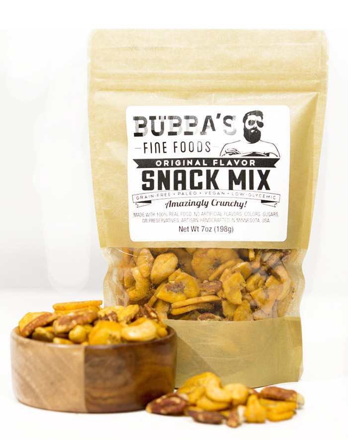 Bubba's Fine Foods — Some of the tastiest Paleo Snacks and Granola out there!
