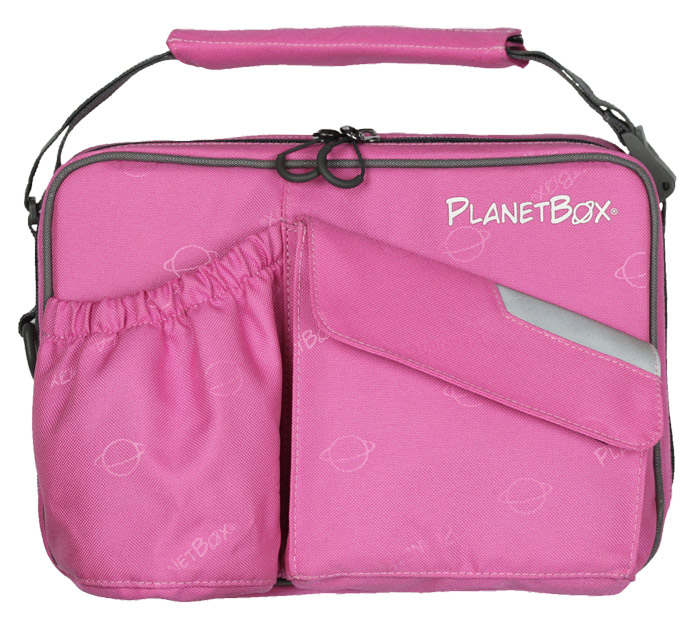 If you order a PlanetBox stainless steel lunchbox, this is the bag I recommend. It comes in a variety of colors and prints. www.lexieskitchen.com