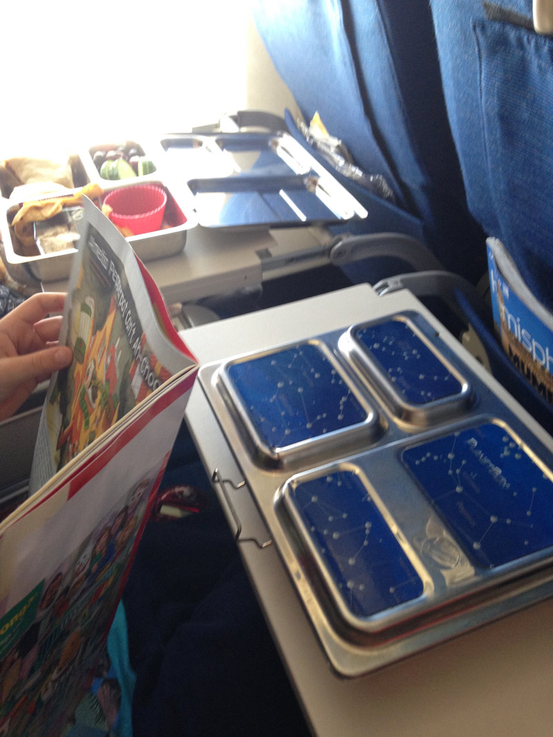 PlanetBox takes to the skies. The perfect lunchbox for school, on the go and in the air! www.lexieskitchen.com