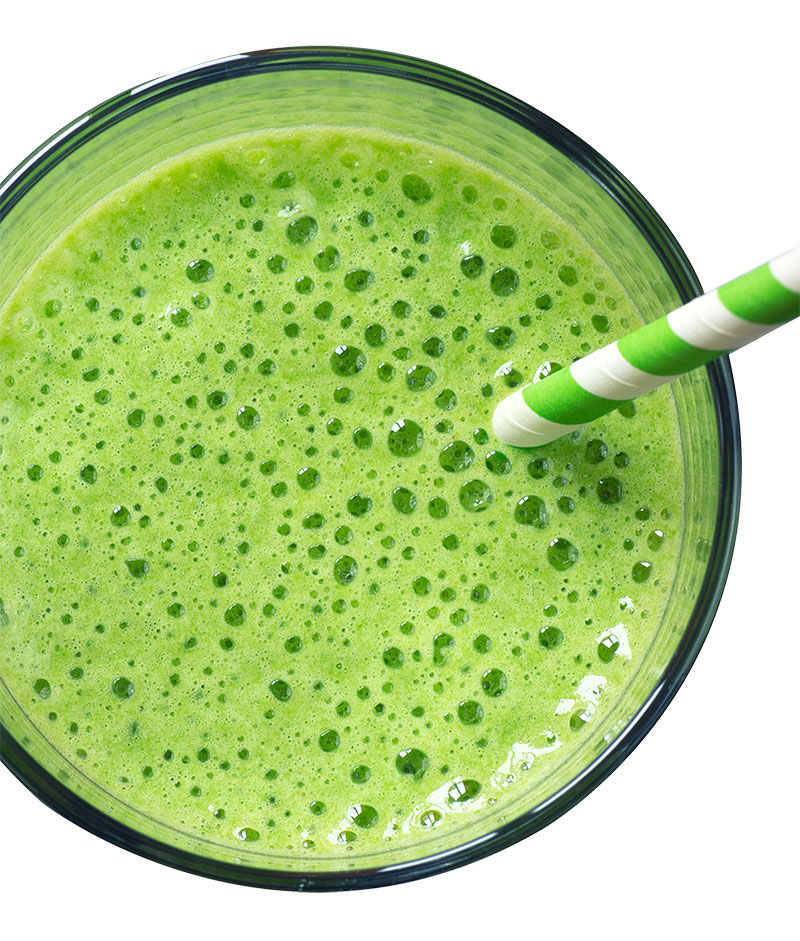 Try this matcha tea smoothie if not for its decadence then for it's anxiety and stress reducing benefits (think L-Theanine). www.lexieskitchen.com