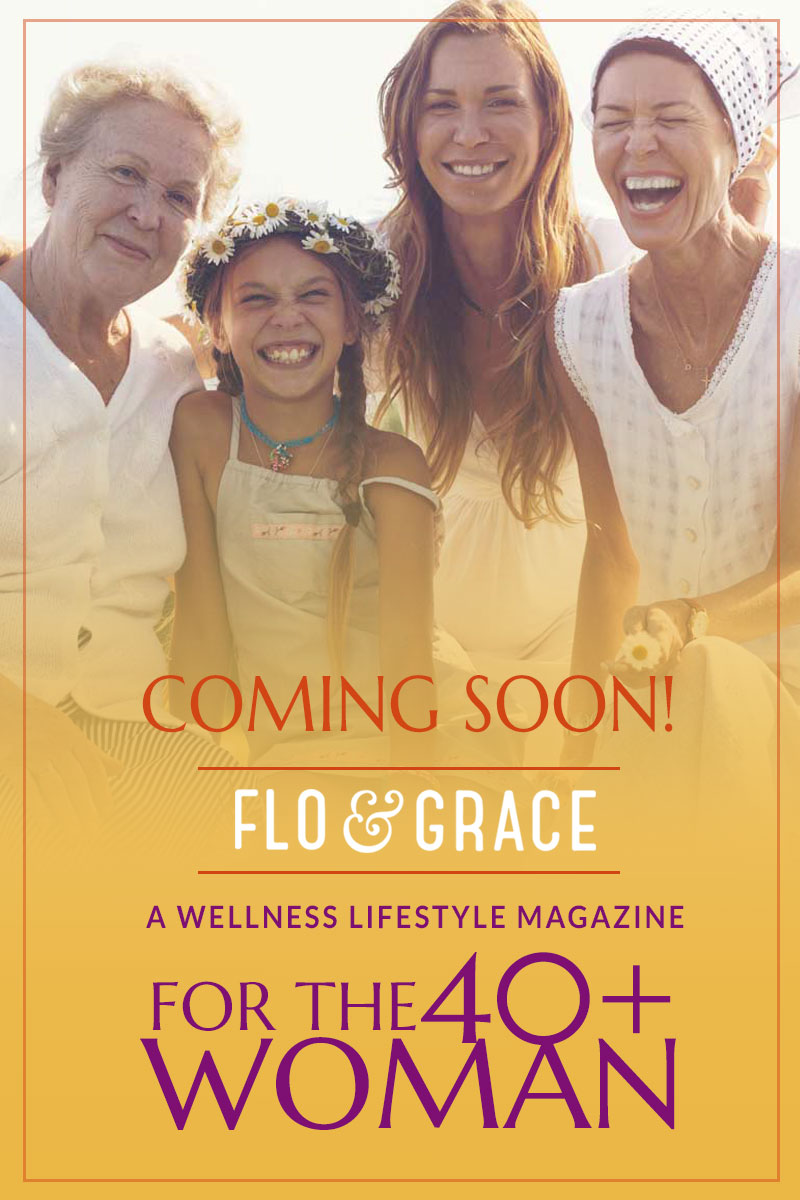 Flo & Grace - Coming Soon!  www.floandgrace.com