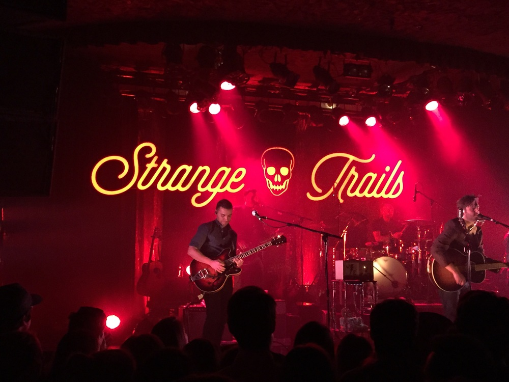 After dinner concert at Showbox Presents with Lord Huron.