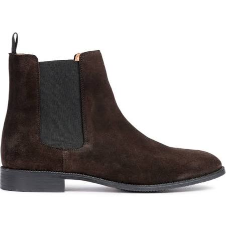 Mens Leather Chelsea Boots from H&M $99