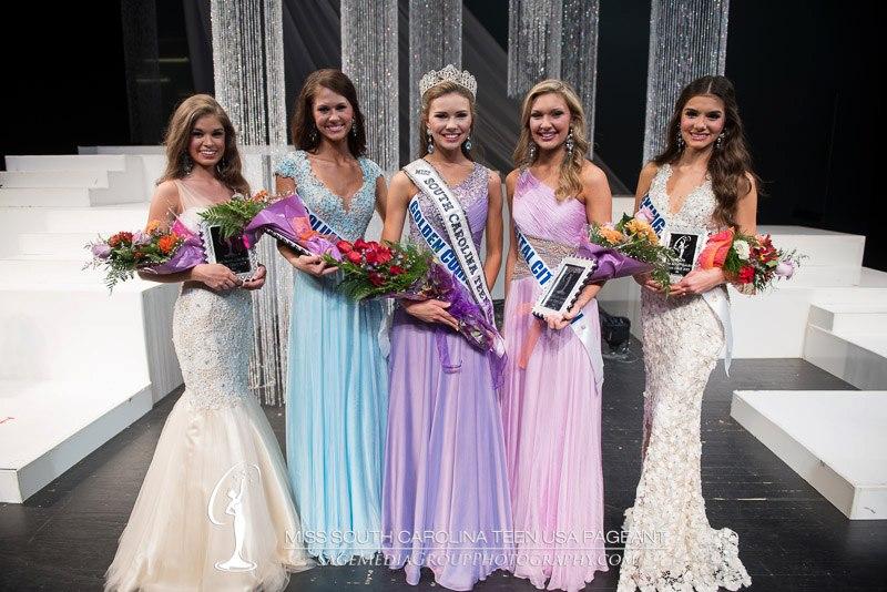 Miss SC teen USA 2013