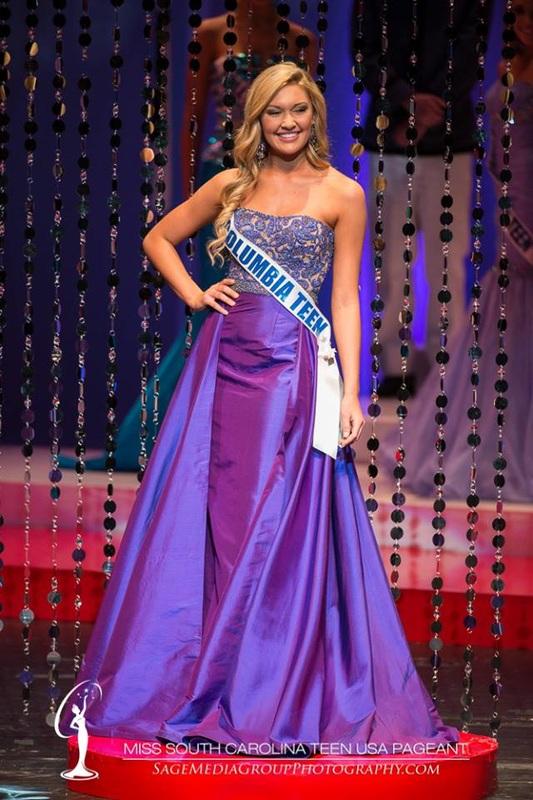 Miss SC Teen USA 2014