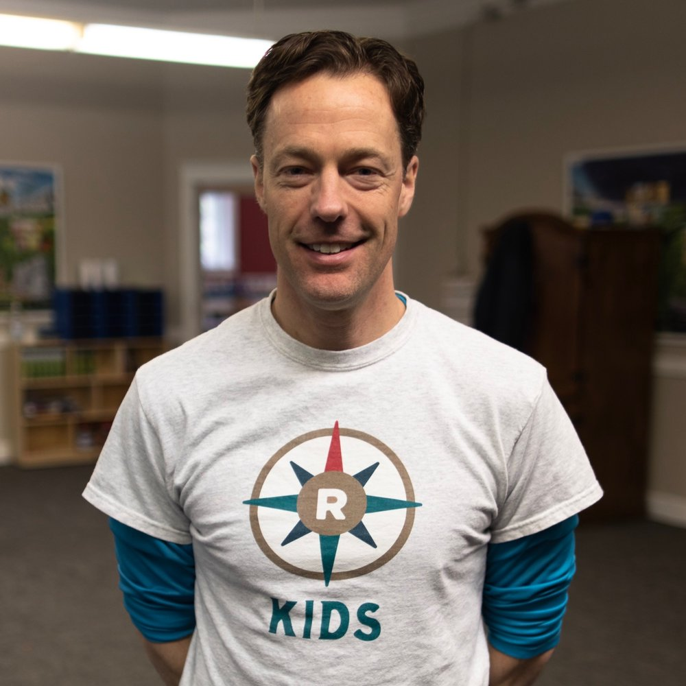 Jody Wilkins: Living Sent in R-Kids Discipleship Co-op. - Last Sunday, Jody Wilkins shared his story about what it means to live sent in R-kids. If you missed Jody's message, read below—we think you will be encouraged by what he had to say!