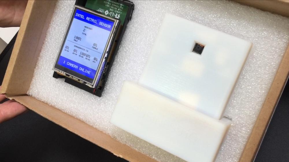 Intel Retail Sensor