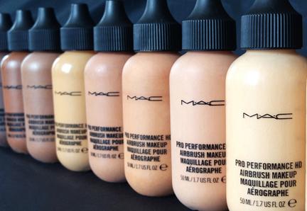 MAC Pro Airbrush Makeup