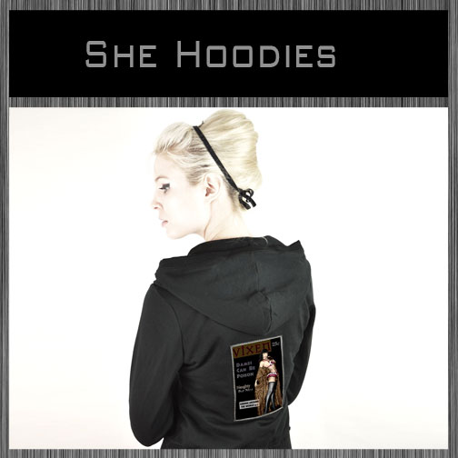 She Hoodies