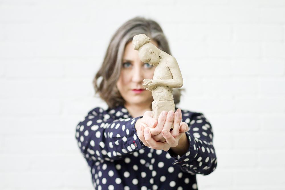 Sarah Hempel Irani, Sculptor