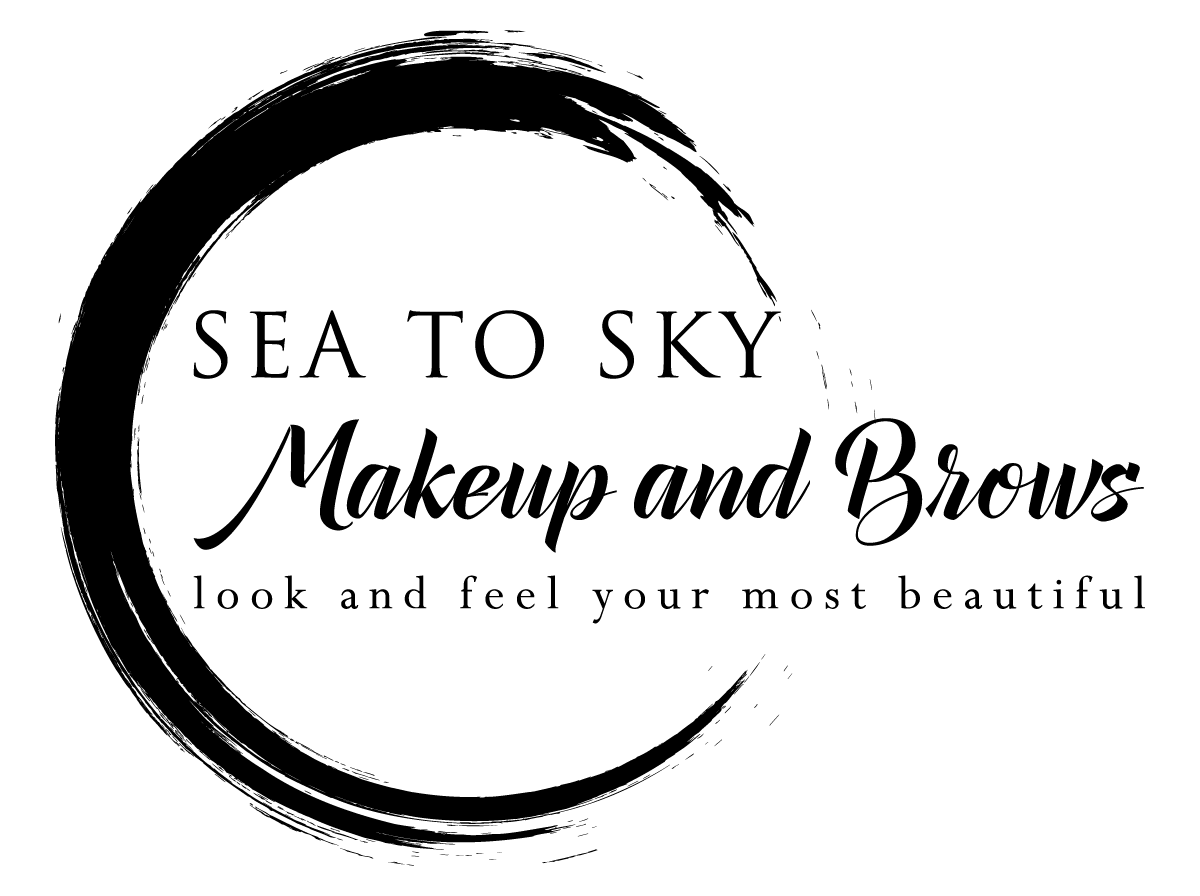 Sea to Sky Bridal Makeup and Brows