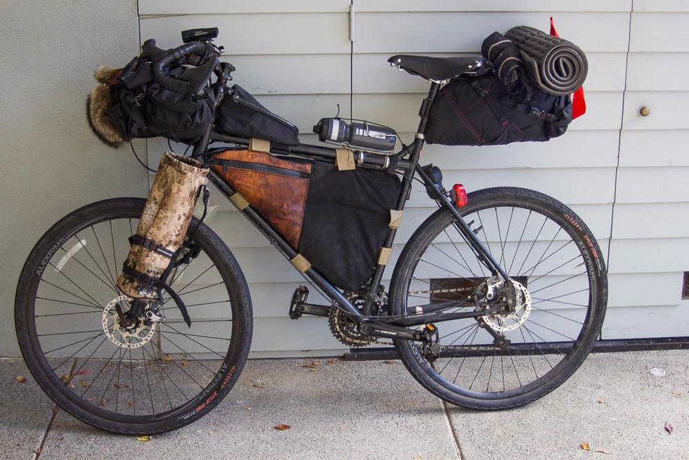 Biking Baja A Gear List