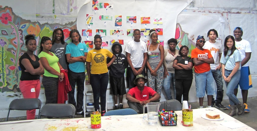 Magic Markers Summer Class of 2015