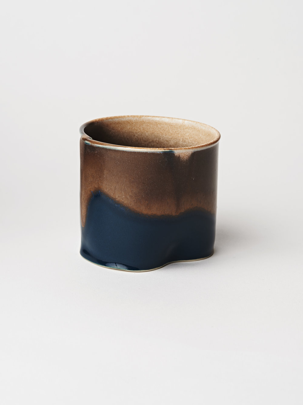 Small Cup - Teal Blue