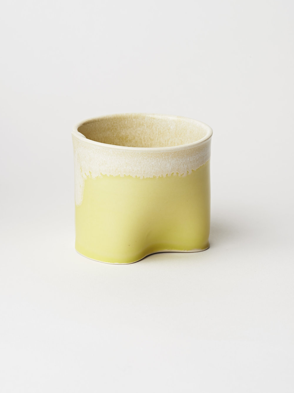 Small Cup - Bright Yellow