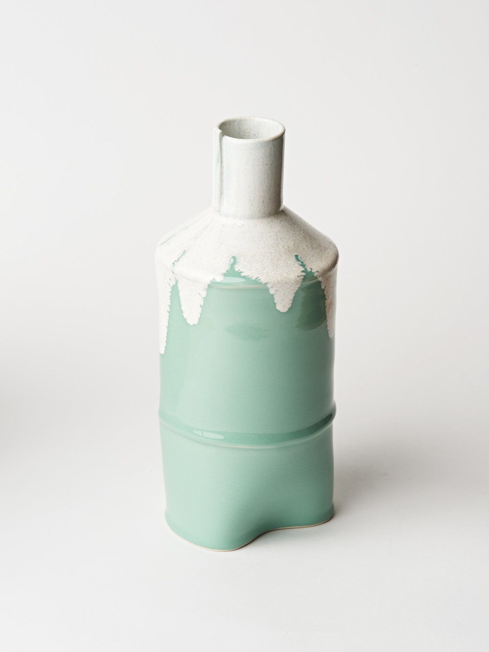 Large Bottle - Turquoise
