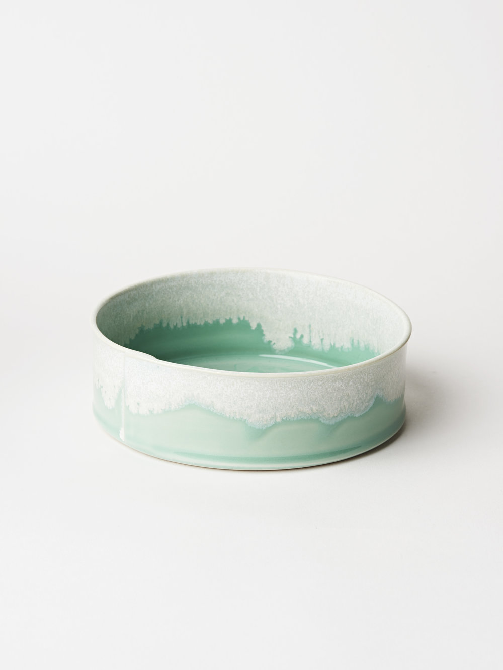 """Nesting Bowl ⌀ 6.5""""x 2"""" - Turquoise"""