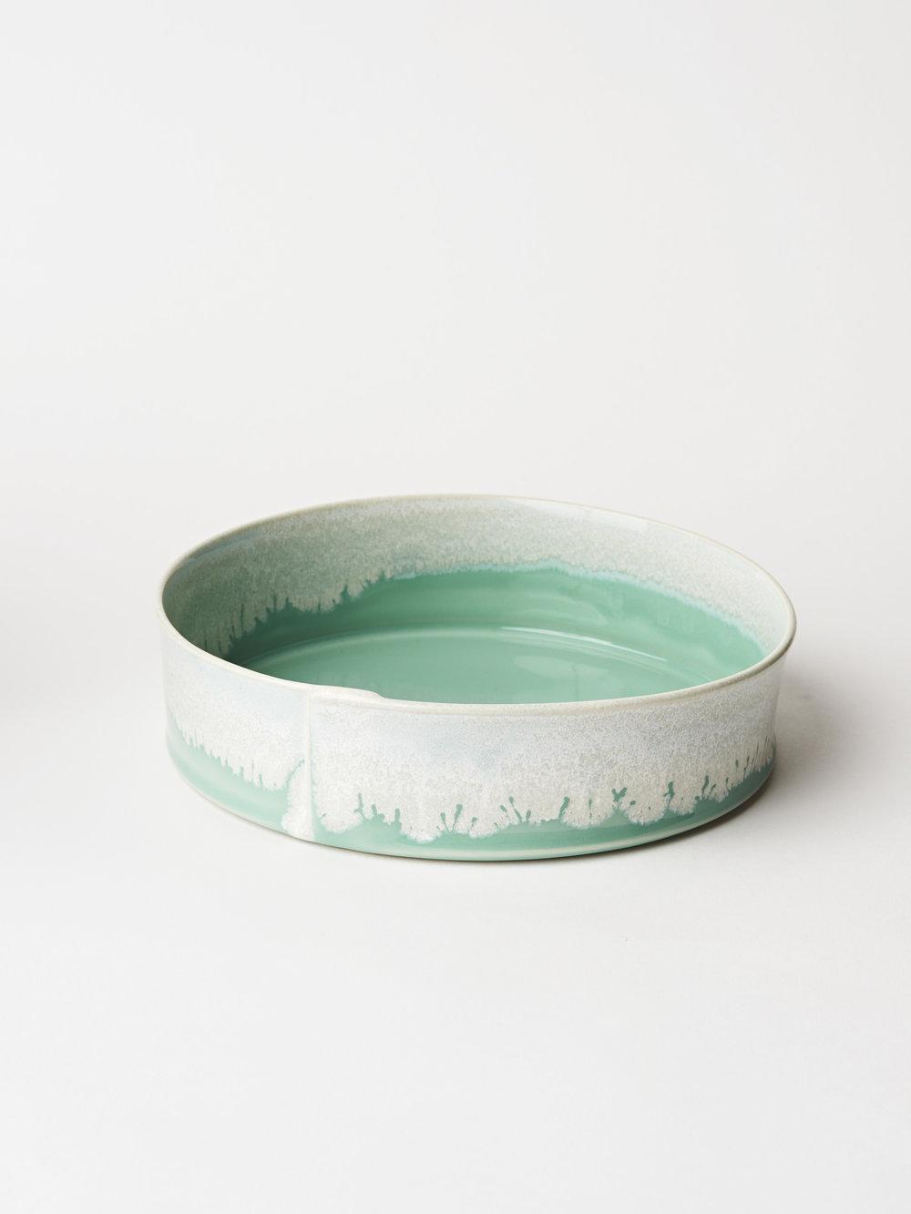"""Nesting Bowl ⌀ 5.5""""x 2"""" - Turquoise"""