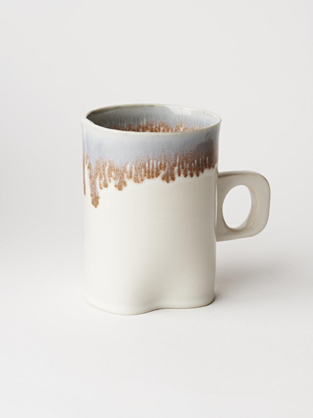 Tall Cup w/ Handle - Alaska