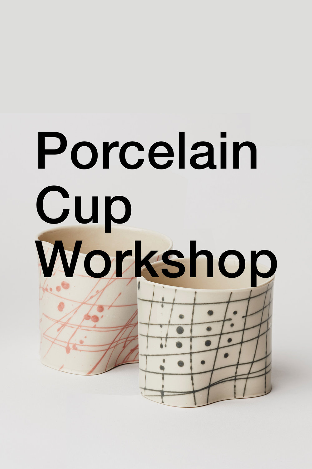 cup workshop
