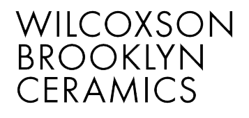 Wilcoxson Brooklyn Ceramics