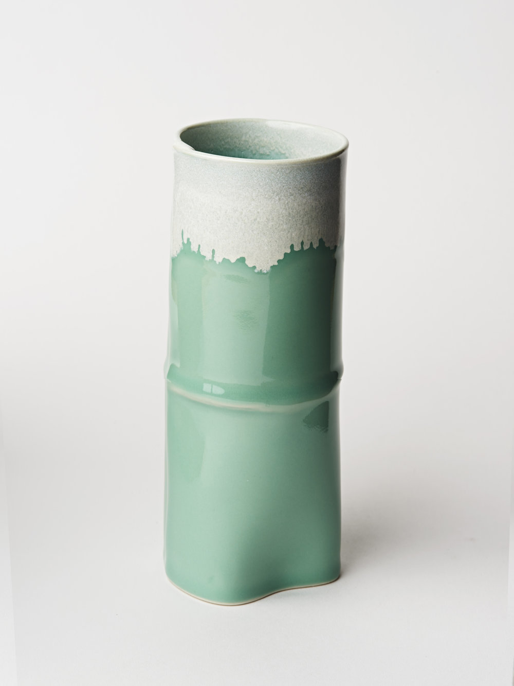 Tall Vase - Turquoise