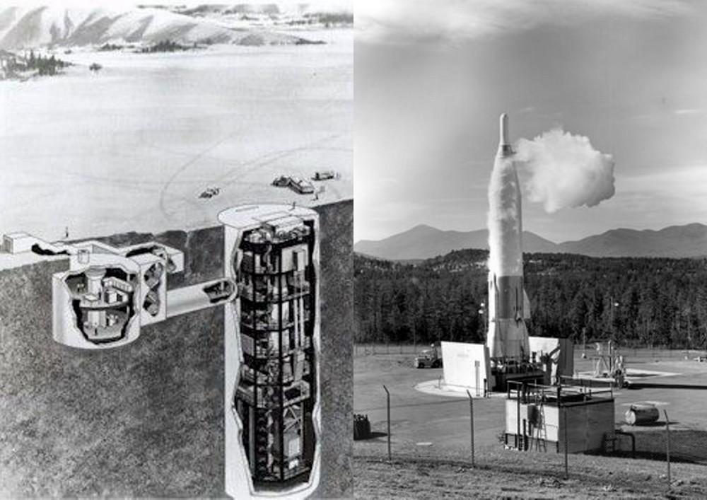 Atlas F Missile Silo