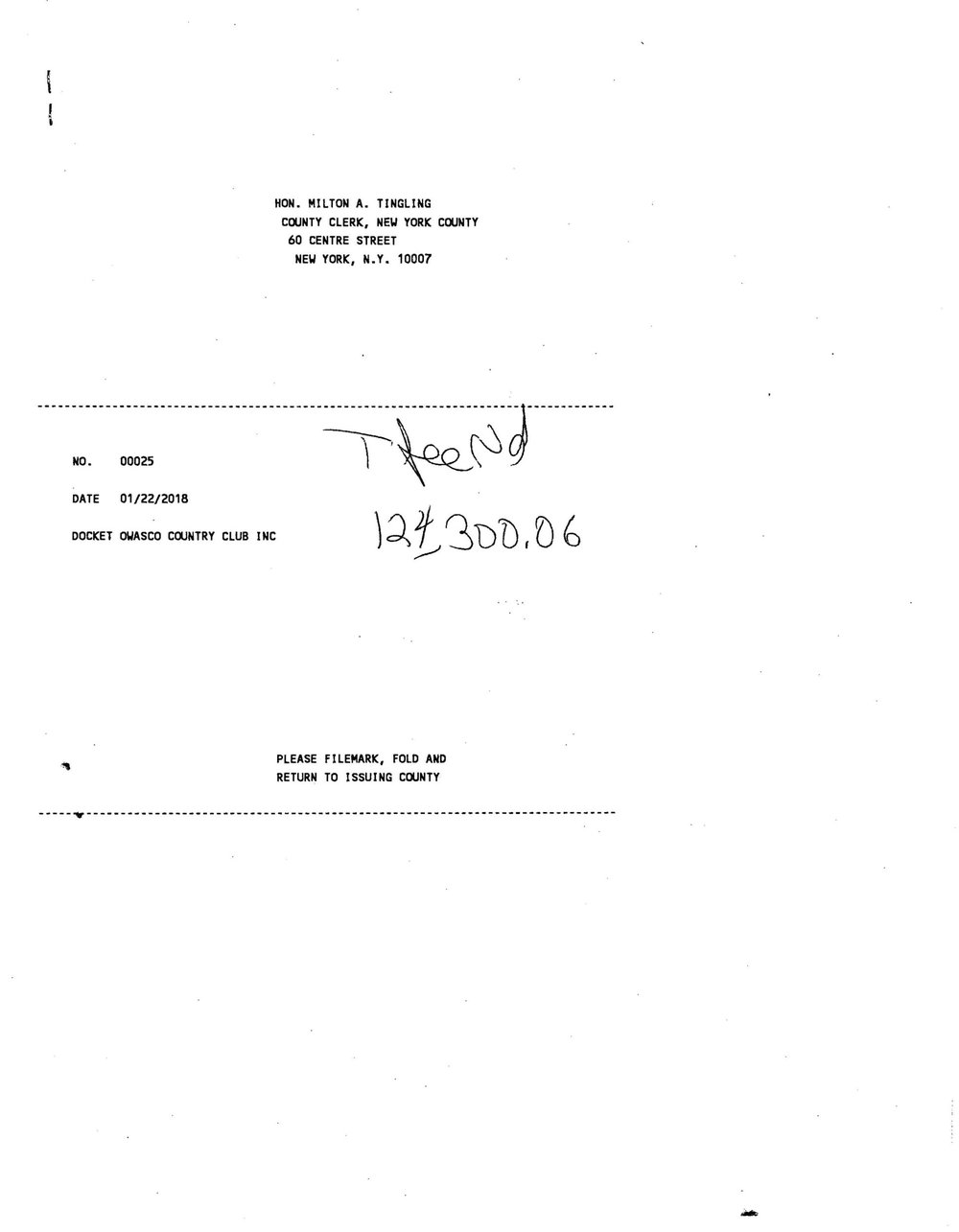 Transcript of Judgment (Michael DeRosa Exchange, LLC vs Owasco Country Club, Inc.)_Page_3.jpg
