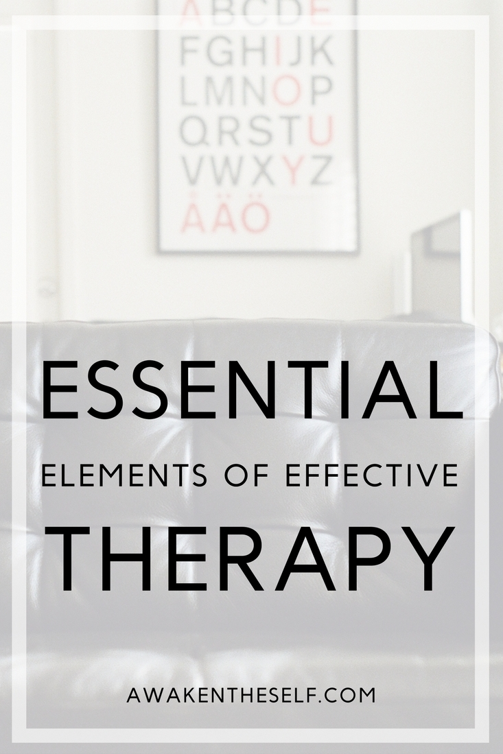 Effective Therapy Elements Holistic Psychotherapy for Young Adults Pasadena CA