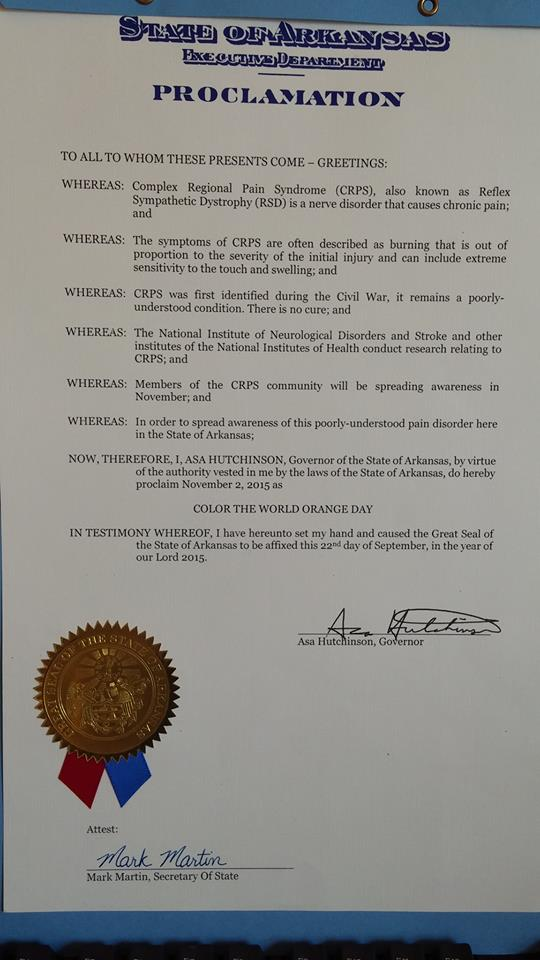 Arkansas 2015 Proclamation.jpg