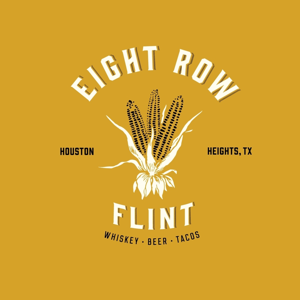 Eight Row Flint - Logo Design