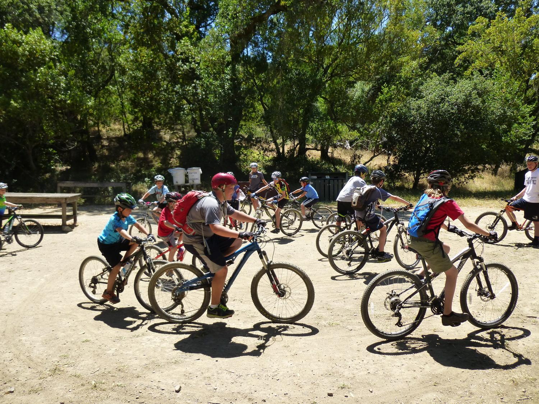 Mt Tam Bikes Camp