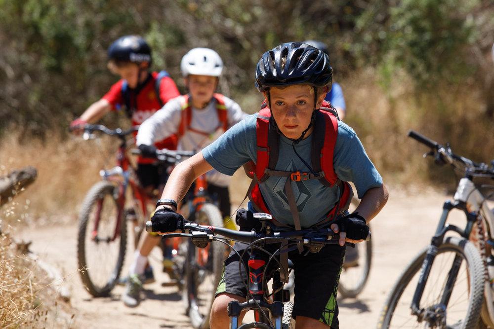 Mt Tam Bikes Camp at China Camp San Rafael