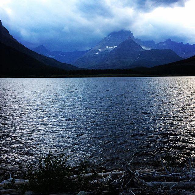 Glacier. #montana