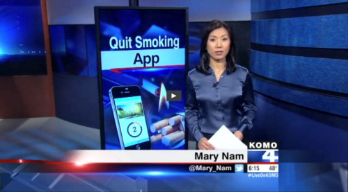 Komo SmartQuit Video