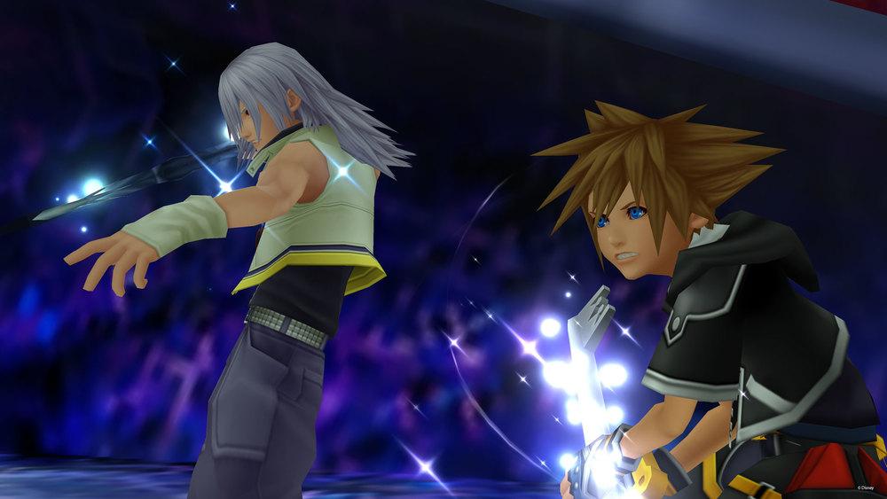 Kingdom Hearts 2, duh.