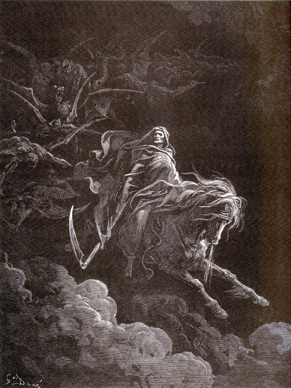Gustave Doré - print