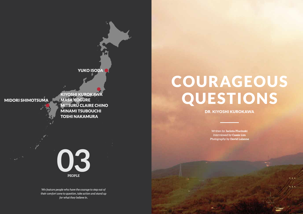 Courageous Questions