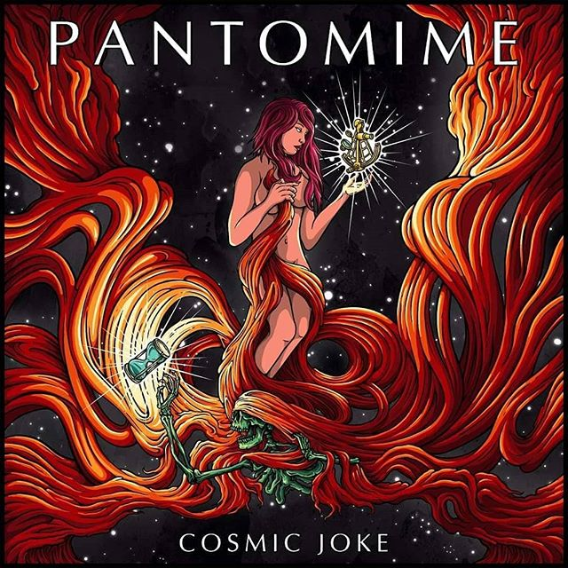 And that's a wrap on our part of the #cosmicjoke tour! Wishing all the best to our brothers in @pantomimetheband on the rest of the tour!