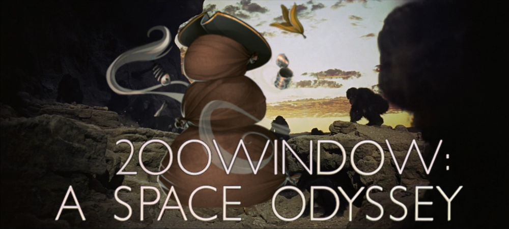 200Window: A Space Odyssey