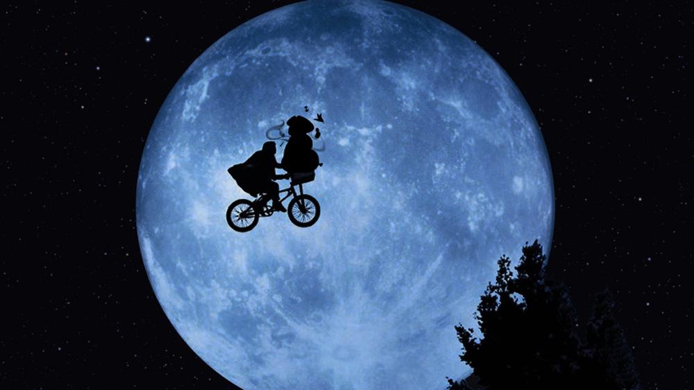 E. T.: Extra Trash-restrial