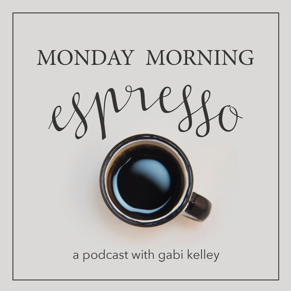 Podcast cover for  Gabi Kelley