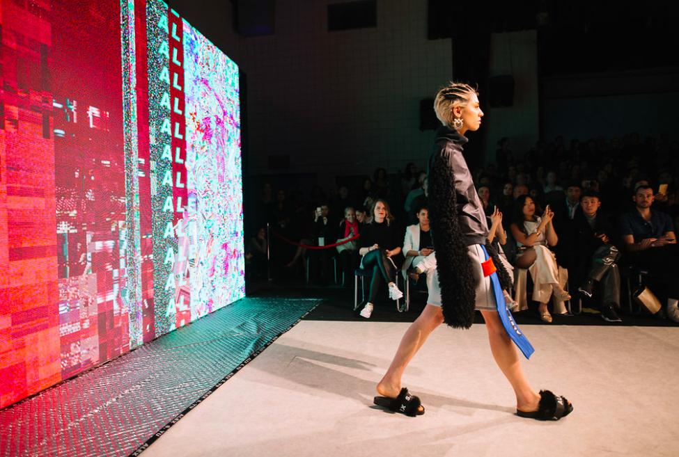 Vancouver Fashion Week FW 2017 - JIWON CHOI's
