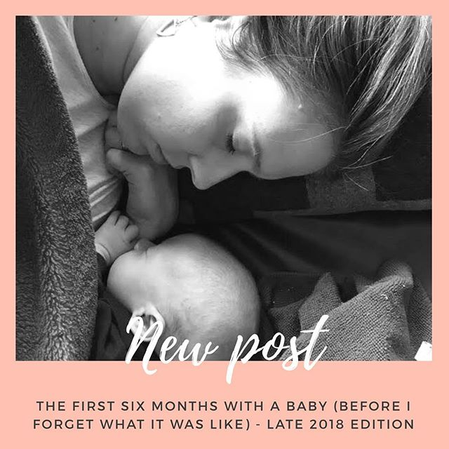 •    I did some writing • a reflection on the first six months of being a mum (before I forget all the nitty gritty) • please share with anyone who would find it useful • link in profile 👆🏼•