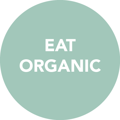 Eat organic - pesticides are poisons that kill. That's the beginning and end of it.