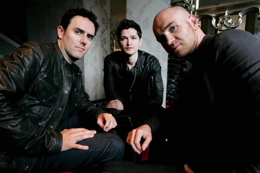 Irish Band The Script