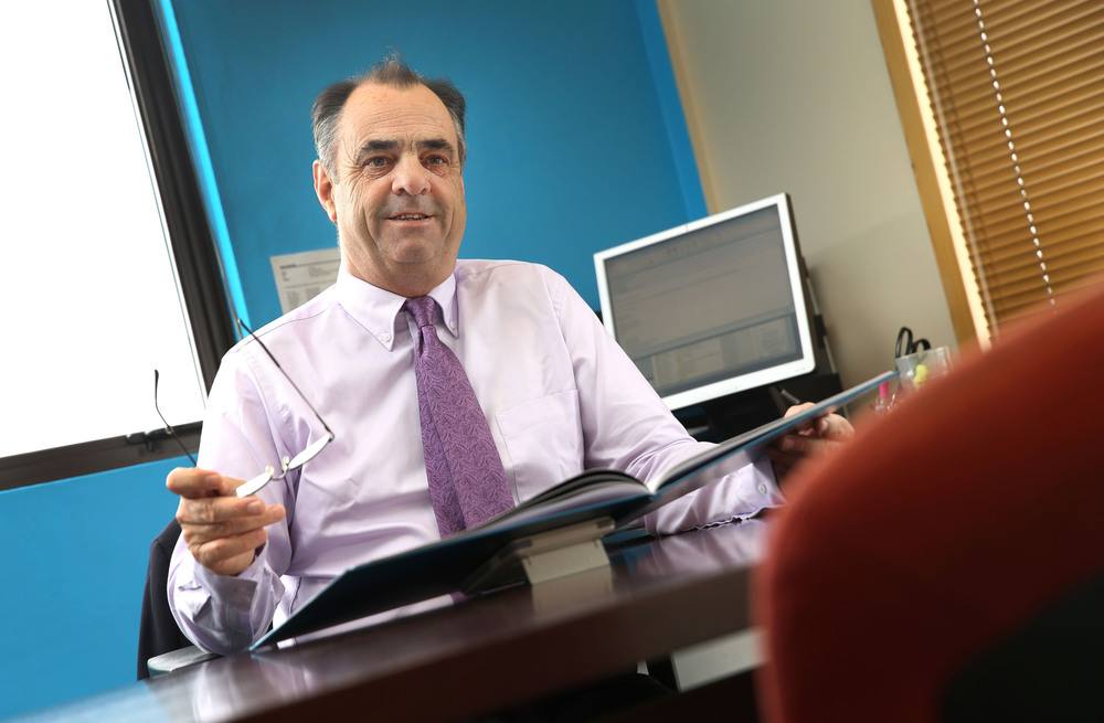 Conor Hanratty, Group Managing Director Extraspace Solutions