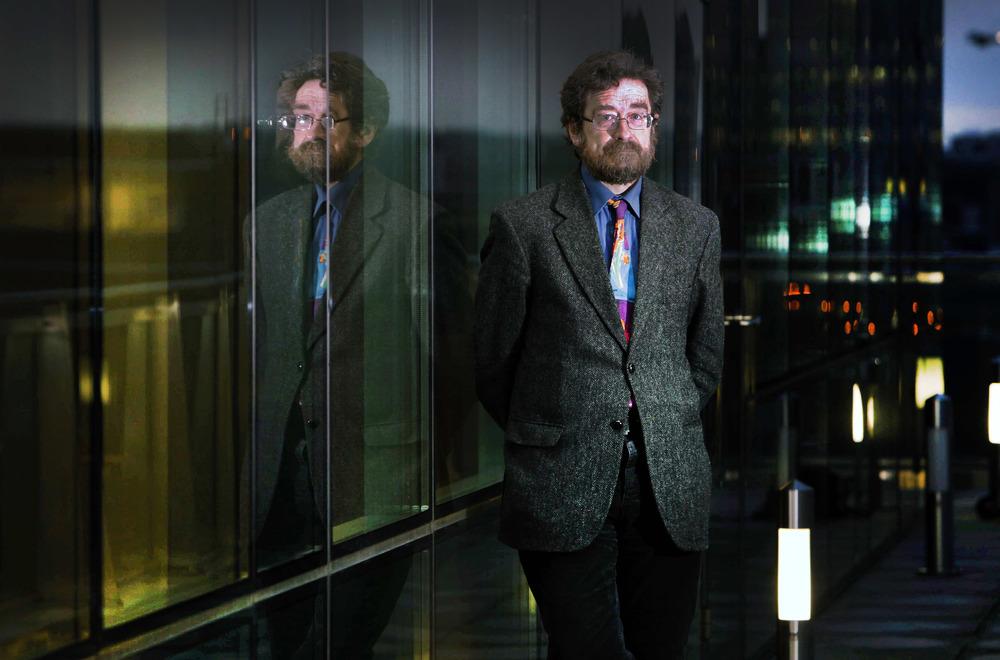 Prof. John Fitzgerald from the ESRI