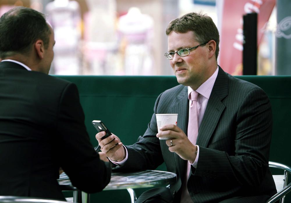 Nigel Poynton, Director - NCB Wealth Management